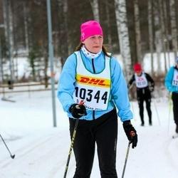 Skiing 30 km - Carina Björck (10344)