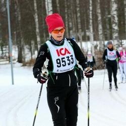 Skiing 30 km - Monica Stensson (9533)