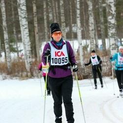 Skiing 30 km - Johanna Linde (10095)
