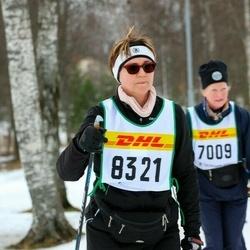 Skiing 30 km - Anette Johansson (8321)