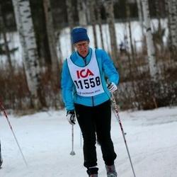 Skiing 30 km - Marie Strand (11558)