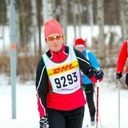 Skiing 30 km - Christina Kollberg (9293)