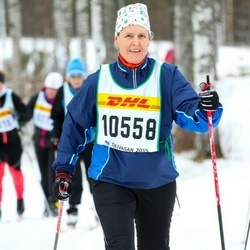 Skiing 30 km - Eva Karlsson (10558)