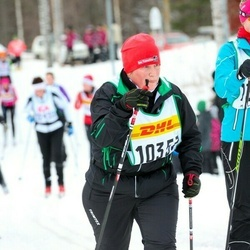 Skiing 30 km - Anna Hultqvist (10353)
