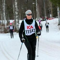 Skiing 30 km - Sara Majberger Klemetz (11542)