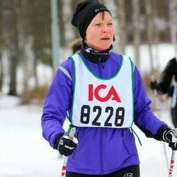 Skiing 30 km - Anne Stohne (8228)