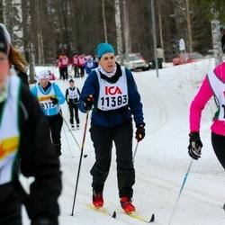 Skiing 30 km - Catarina Kågström (11383)