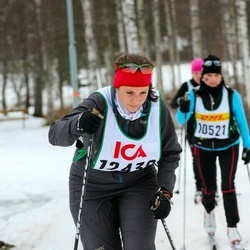 Skiing 30 km - Ebba Ankarcrona (12439)