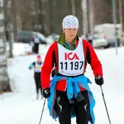 Skiing 30 km - Janina Keiser (11197)