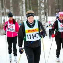 Skiing 30 km - Elin Jacobsson (11447)
