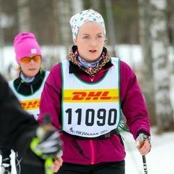 Skiing 30 km - Christina Bengtsson (11090)