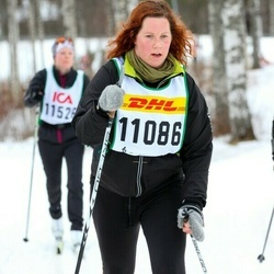 Skiing 30 km - Cecilie Rom (11086)