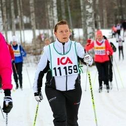 Skiing 30 km - Jenny Haddleton (11159)