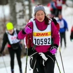 Skiing 30 km - Jennie Stehn (10592)