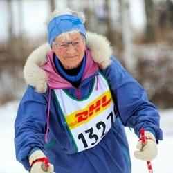 Skiing 30 km - Ellen Ahrent (13279)