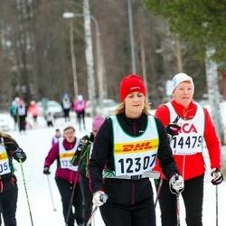 Skiing 30 km - Eivor Norén (14479)