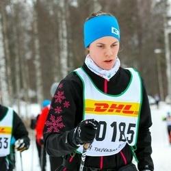 Skiing 30 km - Ida Bäckman (10185)
