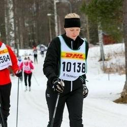 Skiing 30 km - Amanda Uhlin (10138)