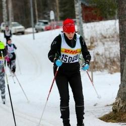 Skiing 30 km - Jenny Ekvall (15009)