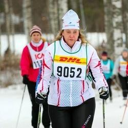 Skiing 30 km - Jeanette Brauer (9052)
