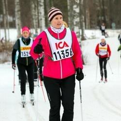 Skiing 30 km - Åsa Aronsson (11358)