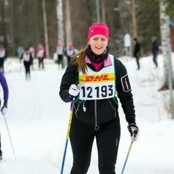 Skiing 30 km - Cecilia Holmström (12193)