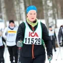 Skiing 30 km - Alice Bergstrand (11529)