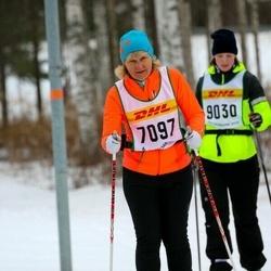 Skiing 30 km - Zivile Bekassy (7097)