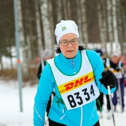 Skiing 30 km - Eva Lindstedt (8334)