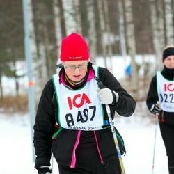 Skiing 30 km - Christina Fredholm (8487)