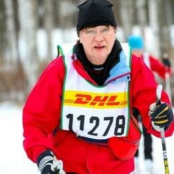 Skiing 30 km - Agneta Ode (11278)