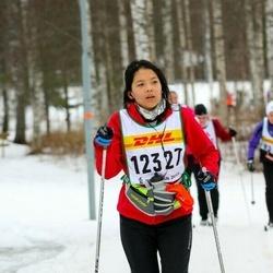 Skiing 30 km - Diki Korniloff (12327)