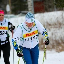 Skiing 30 km - Elisabet Olsson (14197)