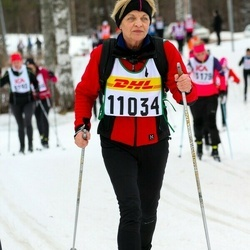 Skiing 30 km - Gertrud Vallgårda (11034)