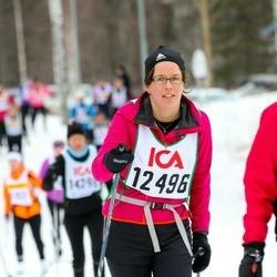 Skiing 30 km - Sara Andersson (12496)