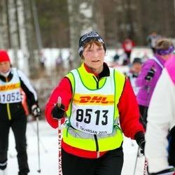 Skiing 30 km - Annalena Blidevik Eriksson (8513)