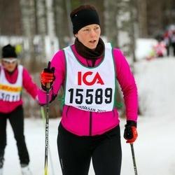 Skiing 30 km - Anki Frånberg (15589)