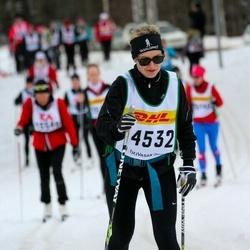 Skiing 30 km - Agneta Wohlfahrt (14532)