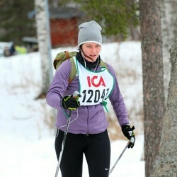 Skiing 30 km - Karolina Virvla Janehag (12043)
