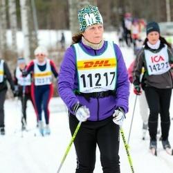 Skiing 30 km - Monica Öhrn (11217)