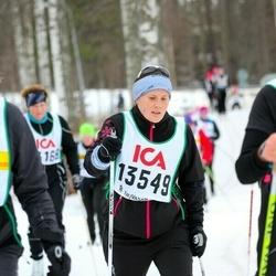 Skiing 30 km - Frida Hansson (13549)