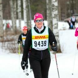 Skiing 30 km - Anneli Sundkvist (9439)