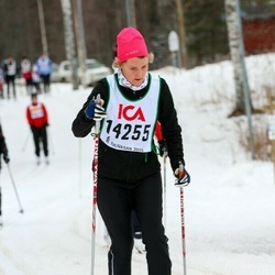 Skiing 30 km - Birgitta Bertilsson (14255)