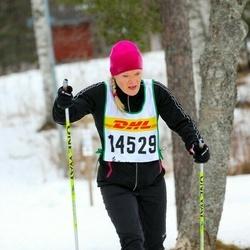 Skiing 30 km - Helena Lundgren (14529)