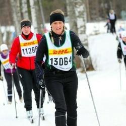 Skiing 30 km - Carina Johansson (13064)