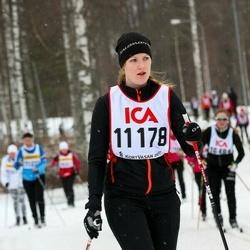 Skiing 30 km - Cecilia Jägerhed (11178)