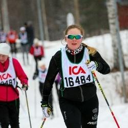 Skiing 30 km - Caroline Norén Bristulf (16484)