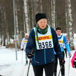 Skiing 30 km - Elisabeth Godman (8366)
