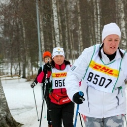 Skiing 30 km - Eva Andersson (8587)
