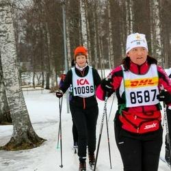 Skiing 30 km - Hillevi Pernmyr (10096)